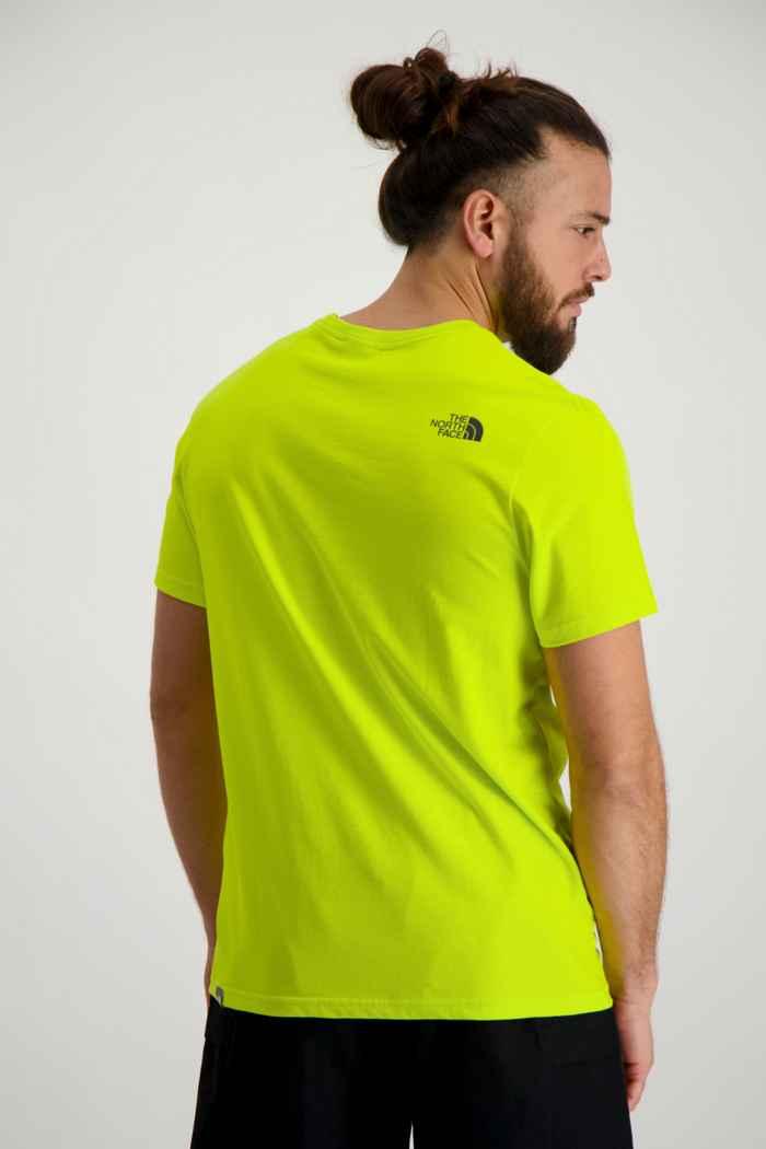 The North Face Easy t-shirt uomo Colore Giallo 2