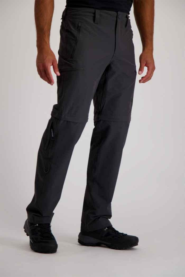 The North Face Exploration Zip-Off pantalon de randonnée hommes 1