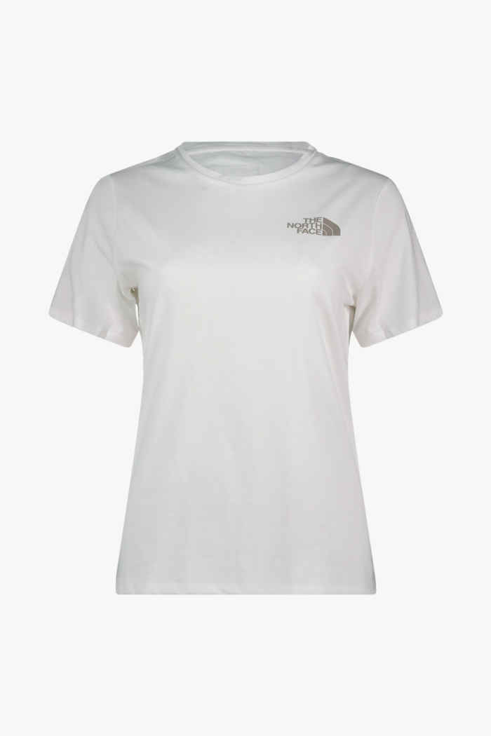 The North Face Foundation Graphic Damen T-Shirt 1