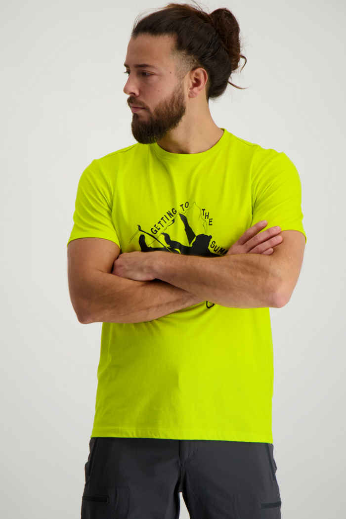 The North Face Foundation Graphic t-shirt hommes 1