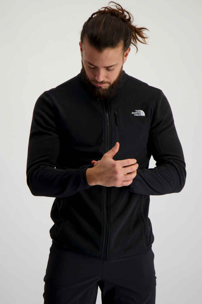 The North Face Glacier Pro midlayer hommes 1