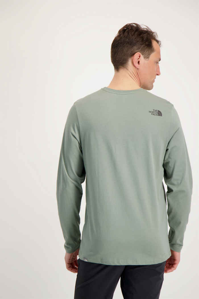 The North Face Image Ideals Herren Longsleeve 2