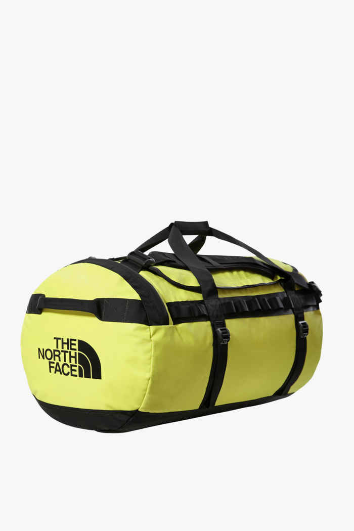 The North Face L Base Camp 95 L Duffel Farbe Gelb 1