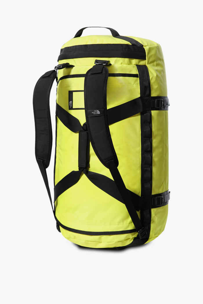 The North Face L Base Camp 95 L Duffel Farbe Gelb 2