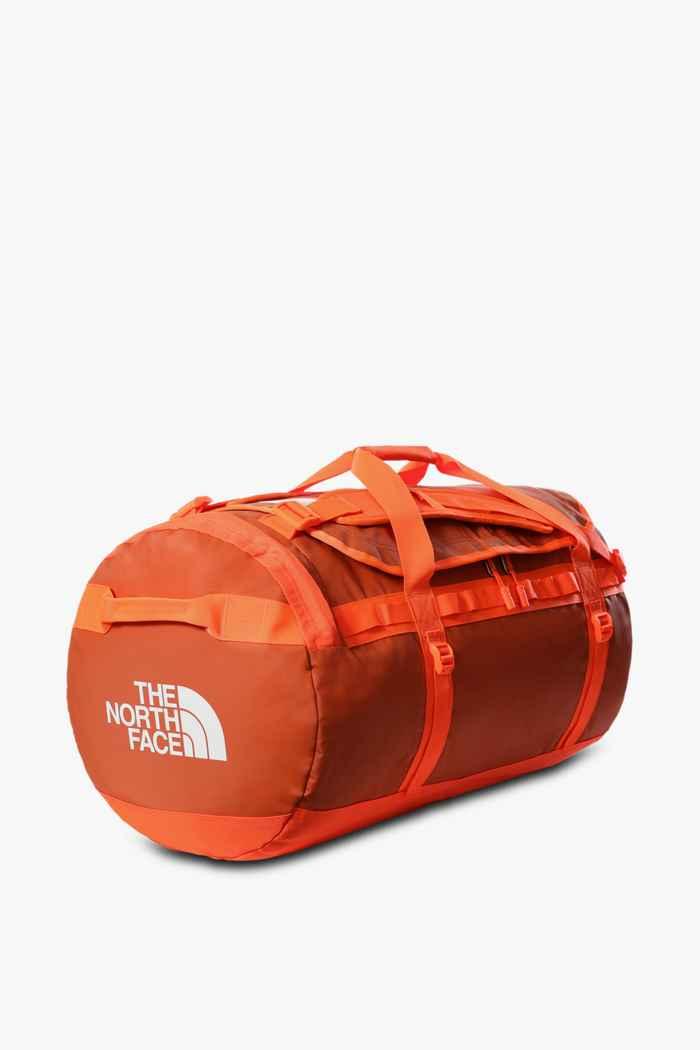 The North Face L Base Camp 95 L Duffel Farbe Orange 1