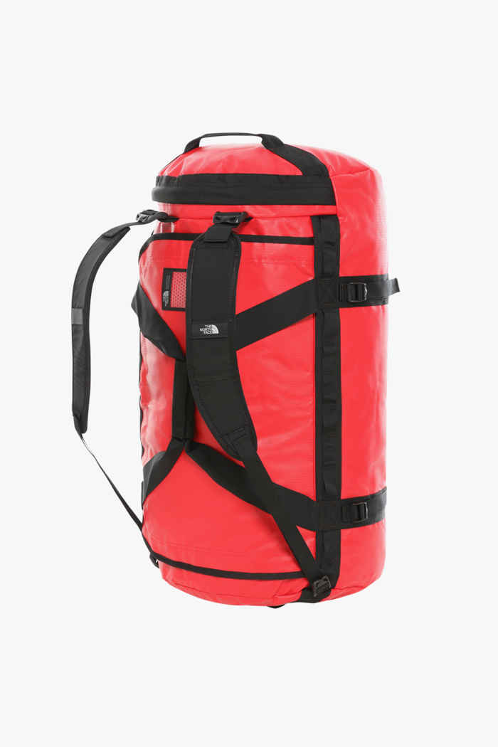 The North Face L Base Camp 95 L Duffel Farbe Rot 2