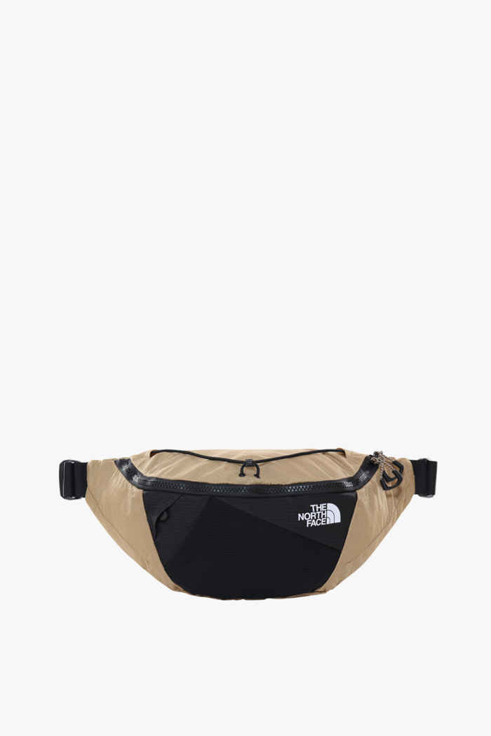 The North Face Lumbnical S 3.5 L sac banane Couleur Beige 1