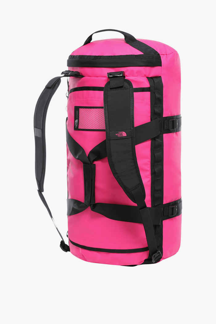 The North Face M Base Camp 71 L duffel Colore Rosa intenso 2