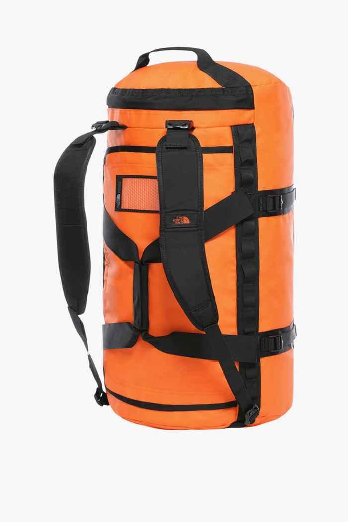 The North Face M Base Camp 71 L duffel Couleur Orange 2
