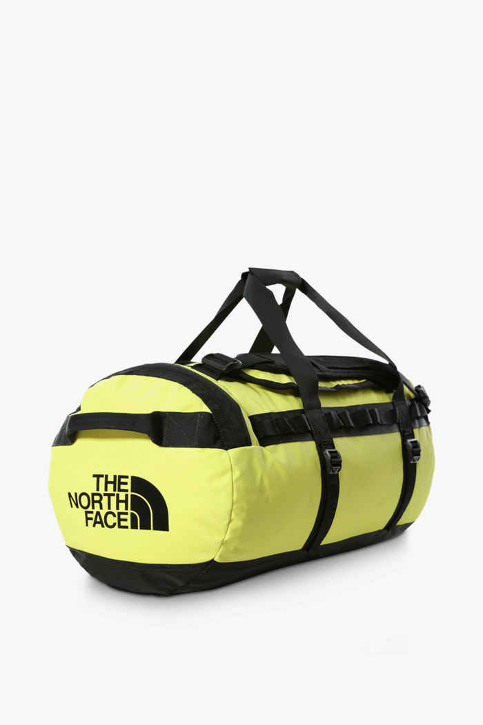The North Face M Base Camp 71 L Duffel Farbe Gelb 1