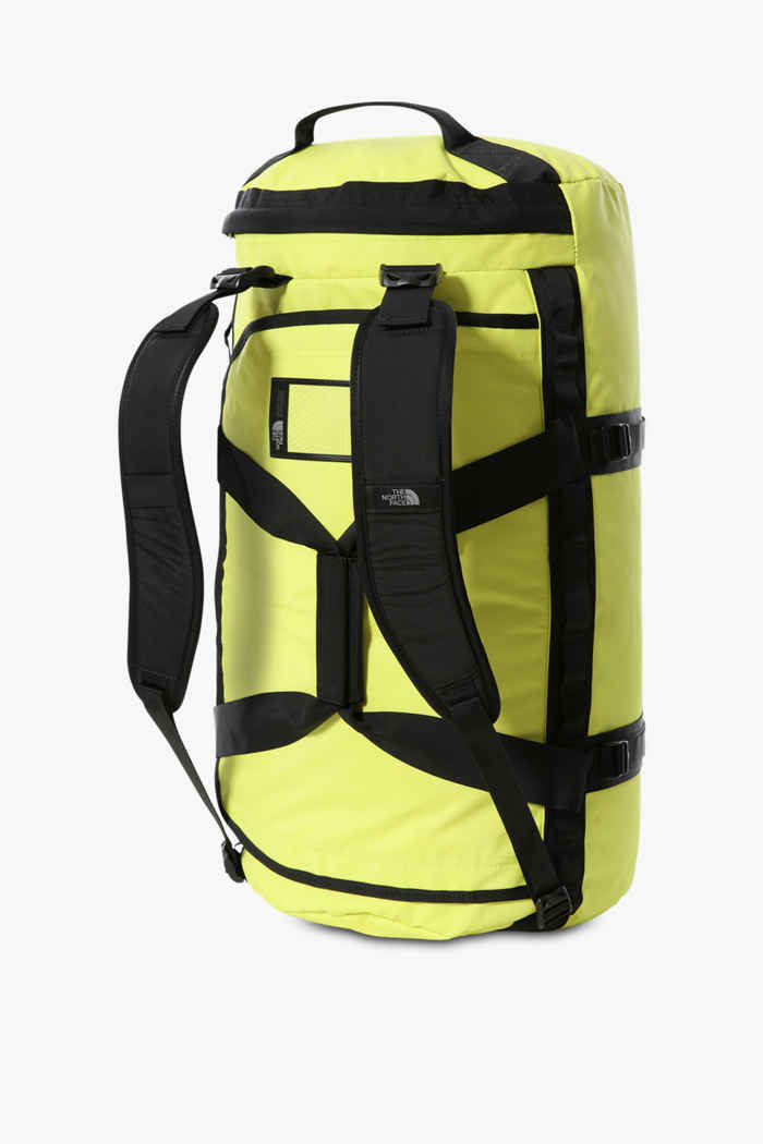 The North Face M Base Camp 71 L Duffel Farbe Gelb 2