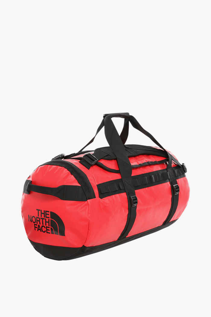 The North Face M Base Camp 71 L Duffel Farbe Rot 1