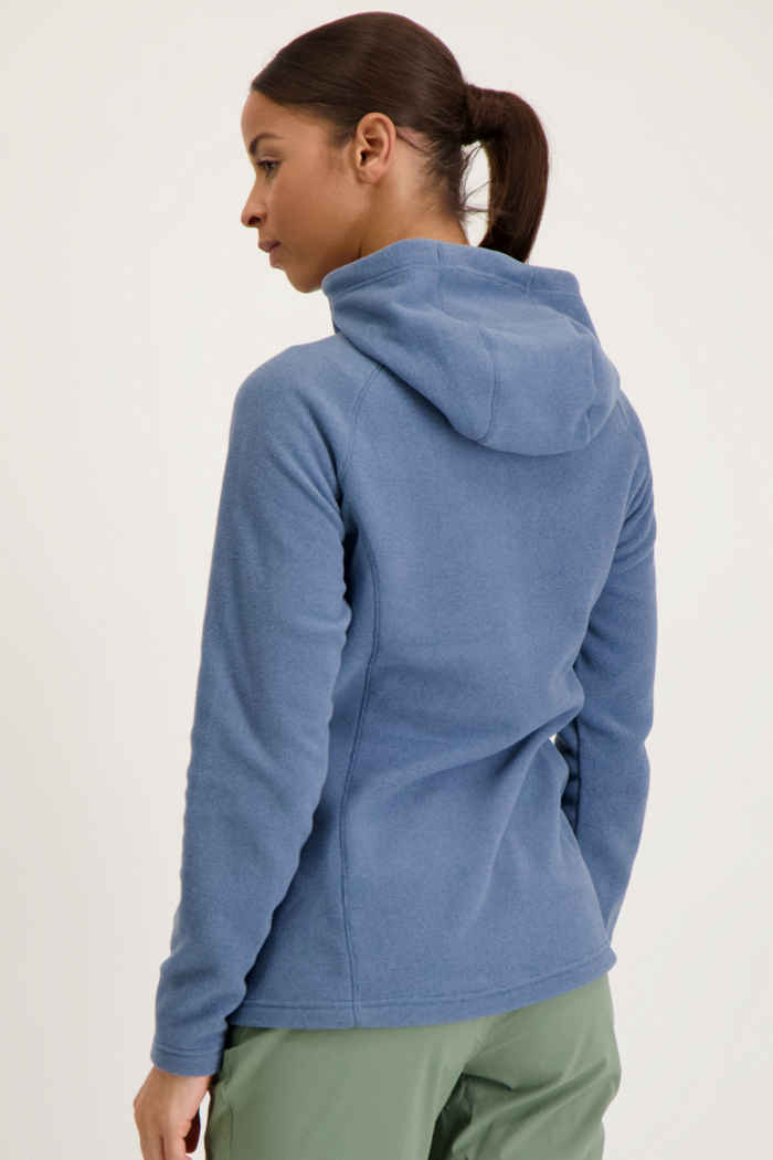 The North Face Mezzaluna midlayer donna Colore Blu 2