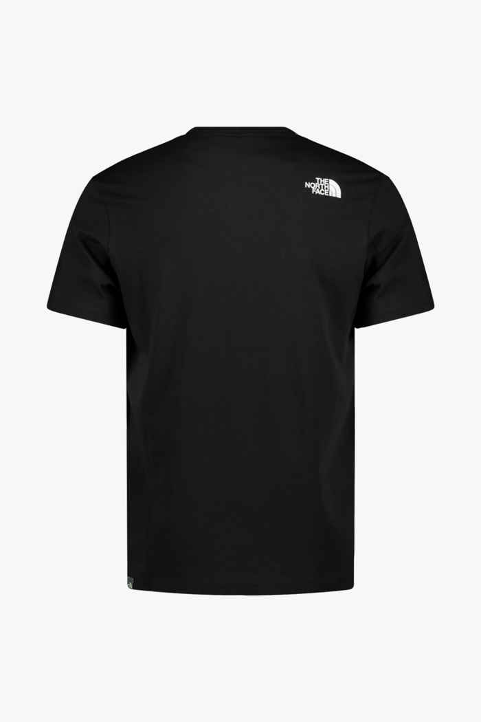 The North Face NSE Herren T-Shirt Farbe Schwarz 2