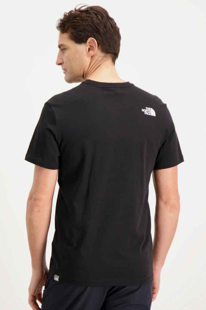 The North Face NSE t-shirt hommes Couleur Noir 2