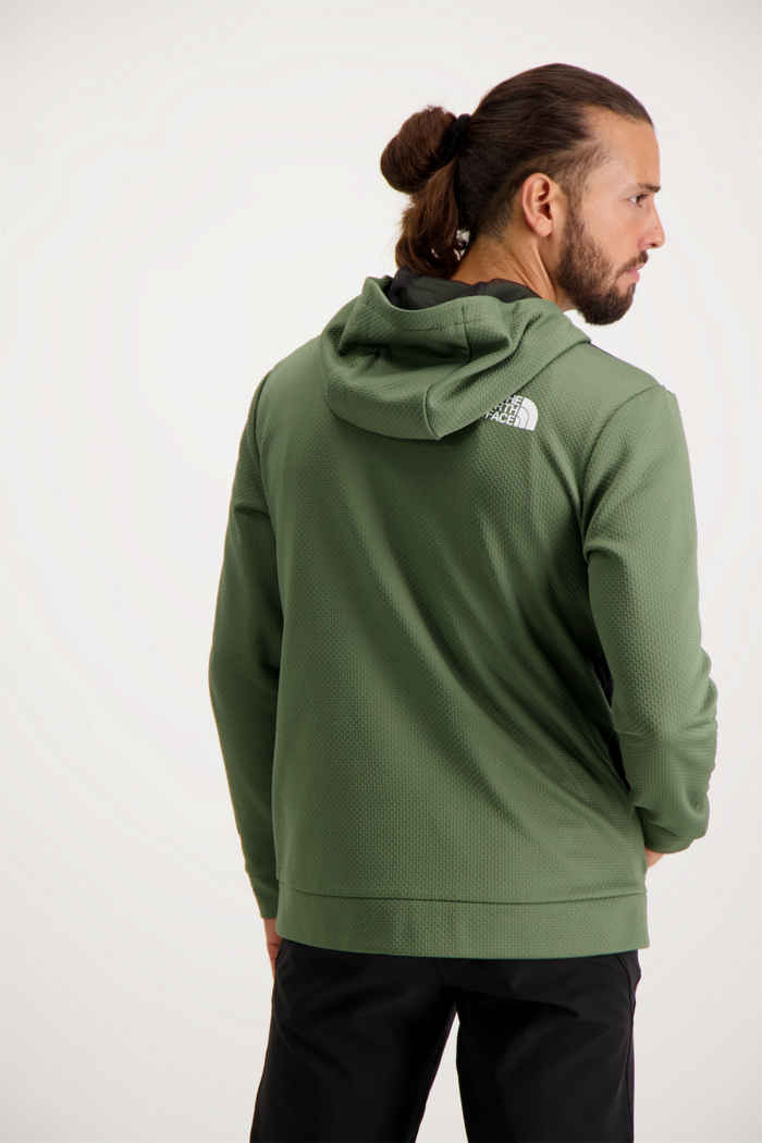 The North Face Overlay midlayer hommes 2