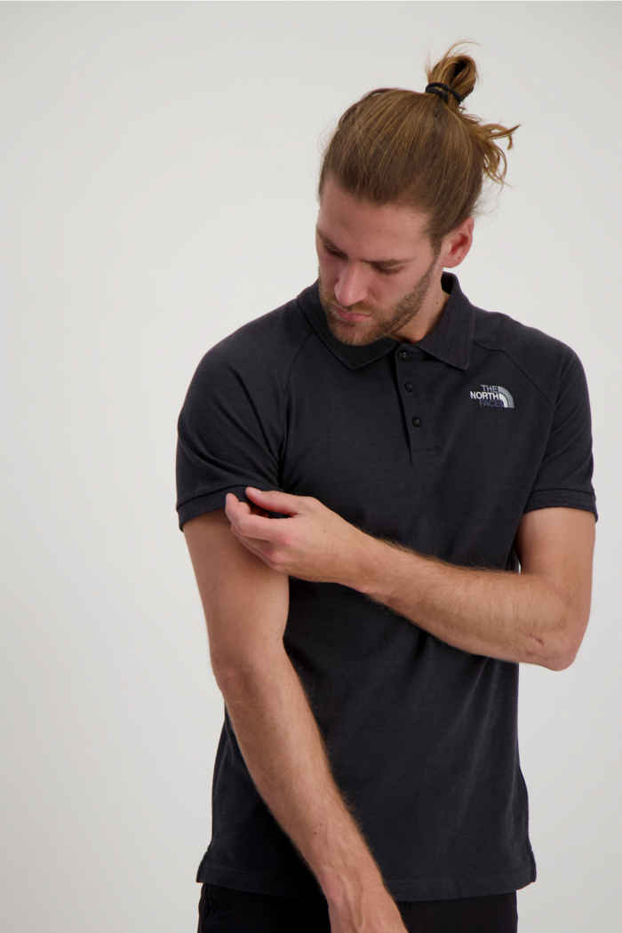 The North Face Raglan Jersey polo hommes 1