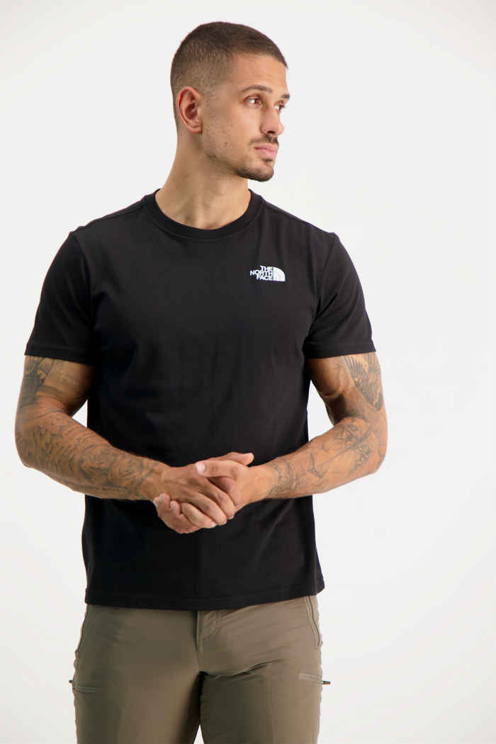 The North Face Redbox Celebration t-shirt uomo 1