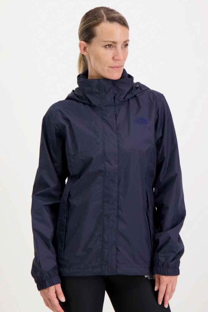 The North Face Resolve 2 Damen Regenjacke Farbe Navyblau 1