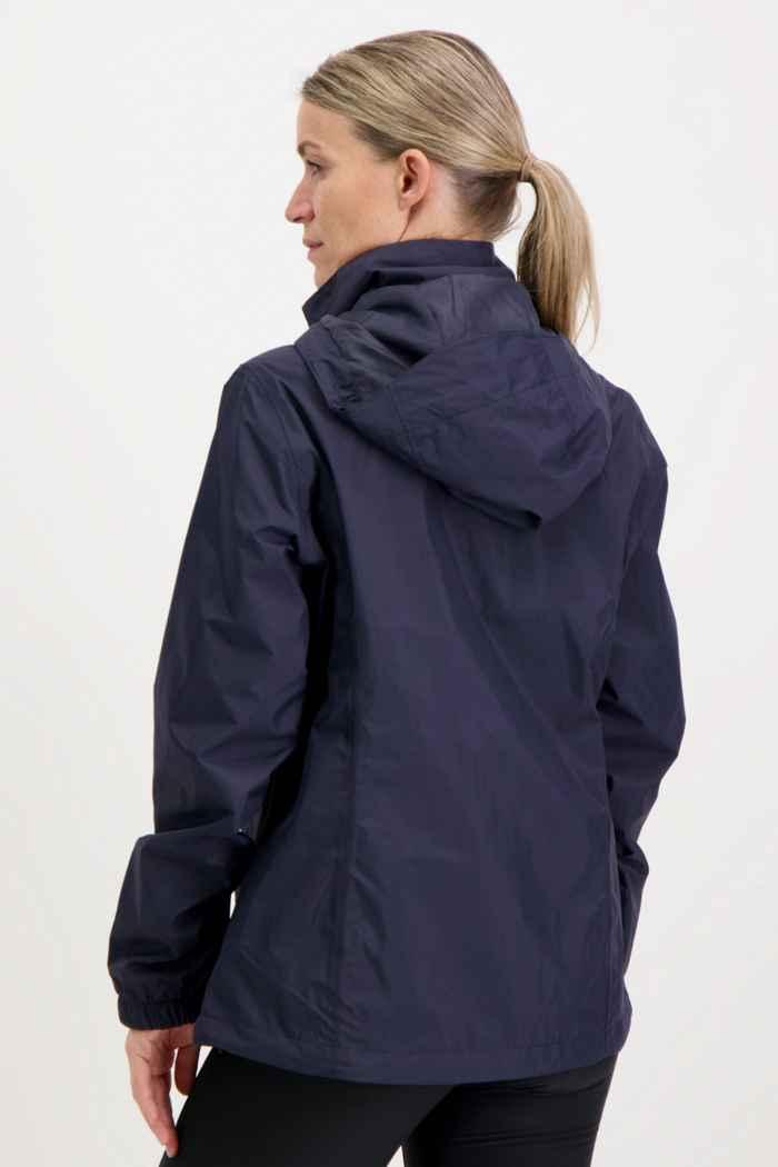 The North Face Resolve 2 Damen Regenjacke Farbe Navyblau 2