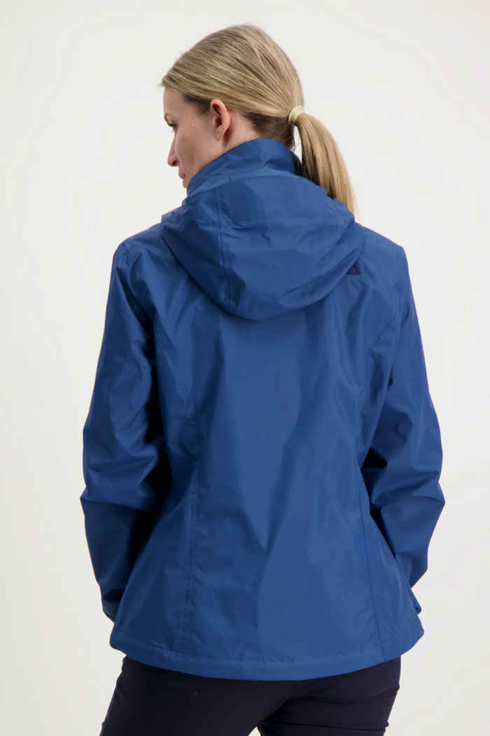 The North Face Resolve 2 giacca impermeabile donna Colore Blu 2