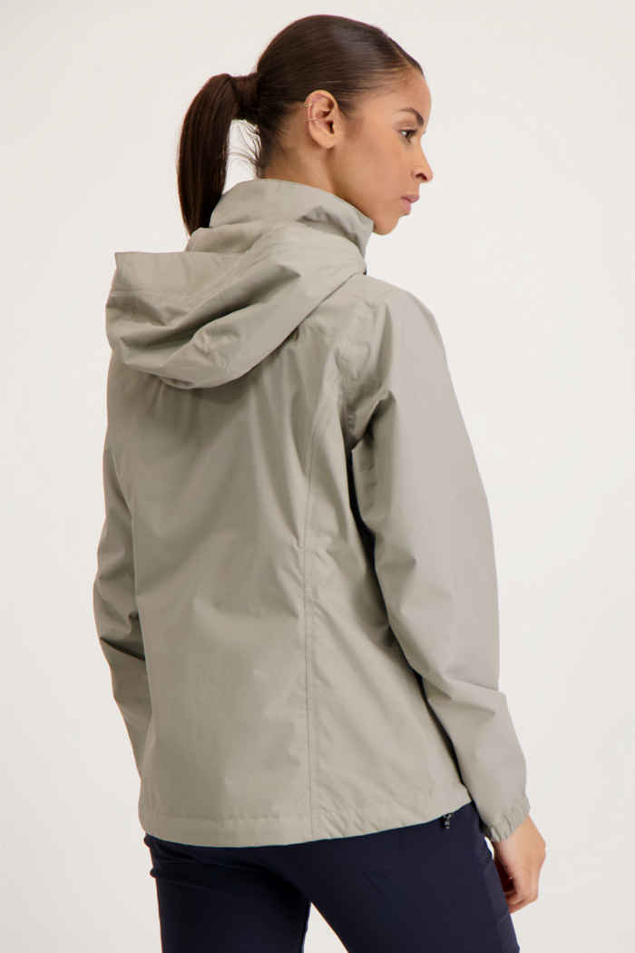 The North Face Resolve 2 giacca impermeabile donna Colore Taupe 2