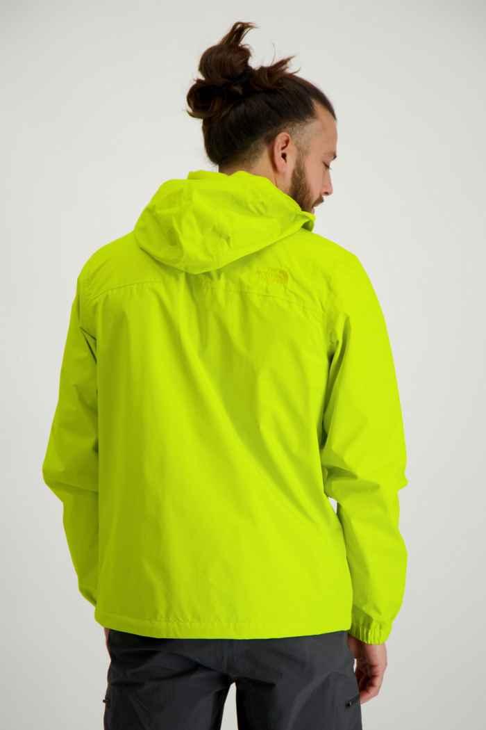 The North Face Resolve 2 veste imperméable hommes Couleur Jaune 2