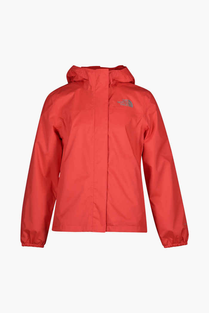 The North Face Resolve Reflective giacca impermeabile bambina 1