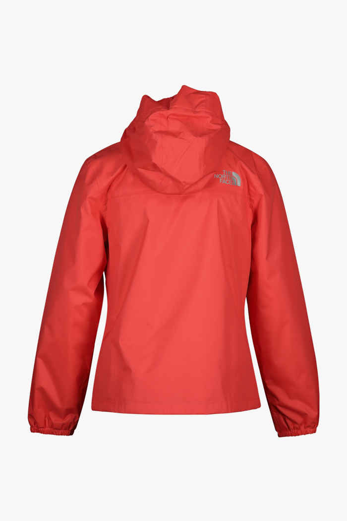 The North Face Resolve Reflective giacca impermeabile bambina 2