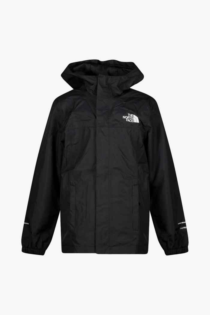 The North Face Resolve Reflective veste imperméable enfants Couleur Noir 1