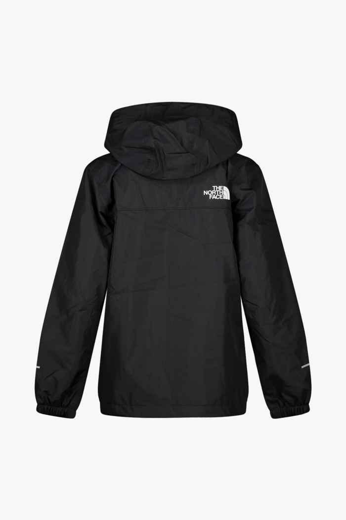 The North Face Resolve Reflective veste imperméable enfants Couleur Noir 2