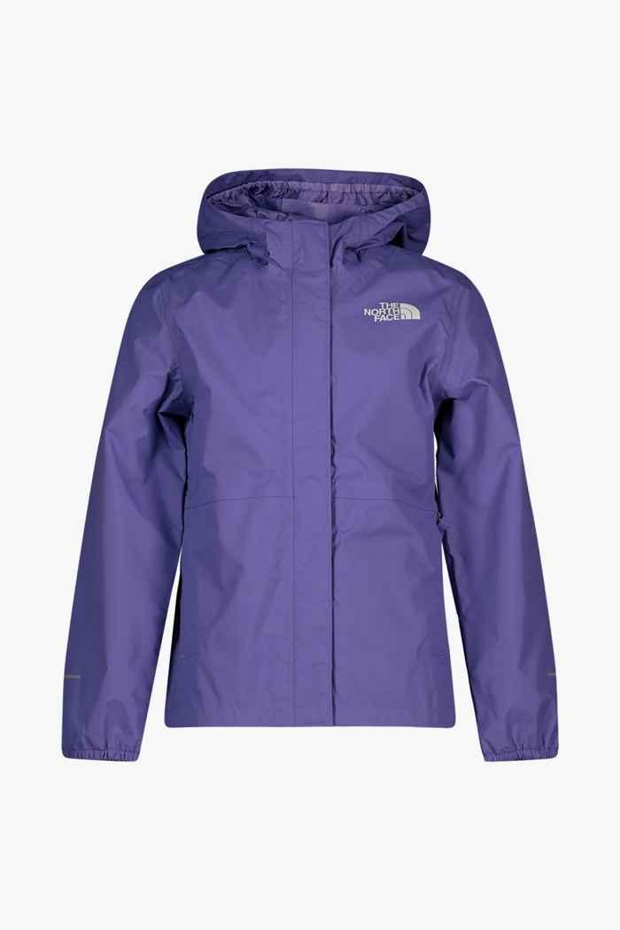 The North Face Resolve Reflective veste imperméable filles Couleur Violett 1