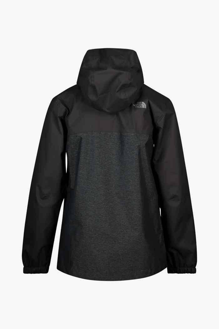 The North Face Resolve veste imperméable enfants Couleur Anthracite 2