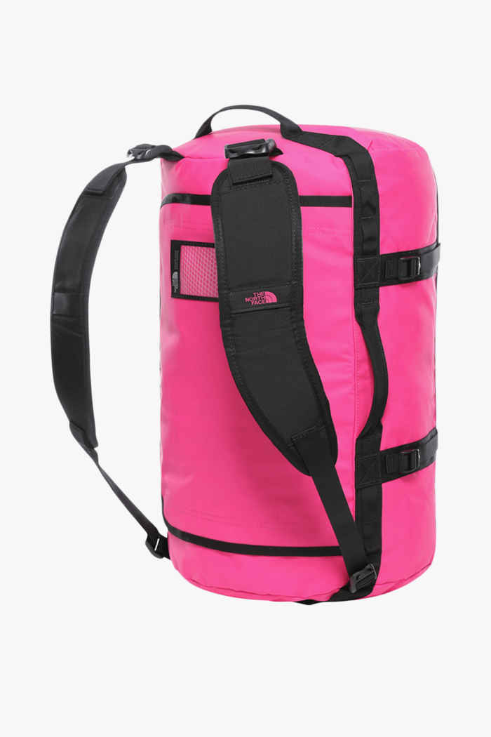 The North Face S Base Camp 50 L duffel Colore Rosa intenso 2