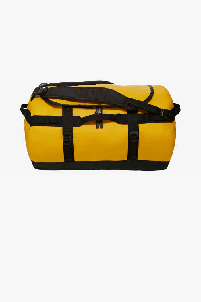 The North Face S Base Camp 50 L Duffel Farbe Gelb 1