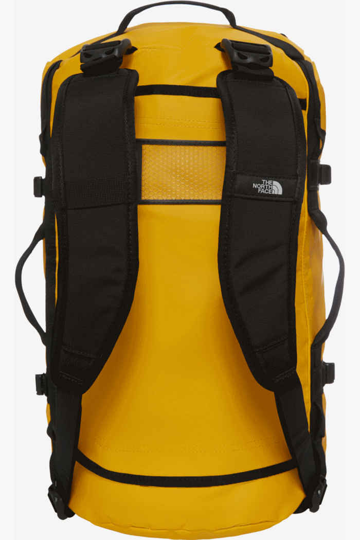The North Face S Base Camp 50 L Duffel Farbe Gelb 2