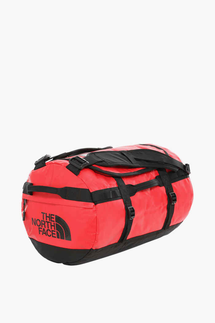 The North Face S Base Camp 50 L Duffel Farbe Rot 1