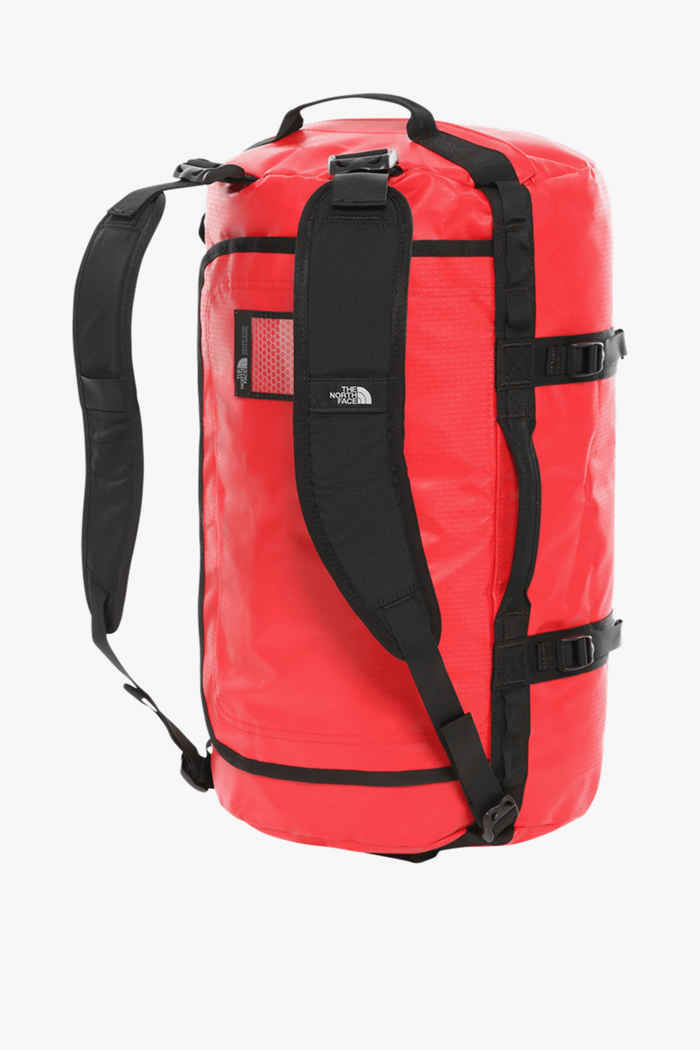 The North Face S Base Camp 50 L Duffel Farbe Rot 2