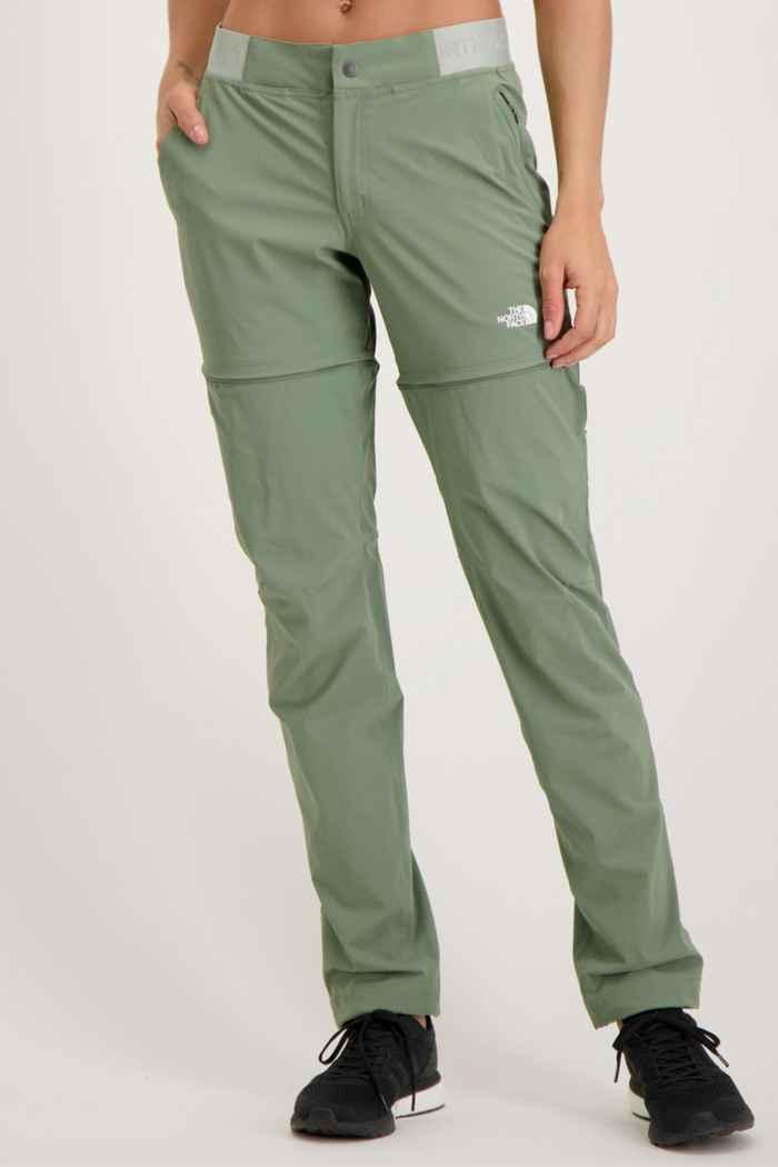 The North Face Speedlight Zip-Off pantalon de randonnée femmes 1