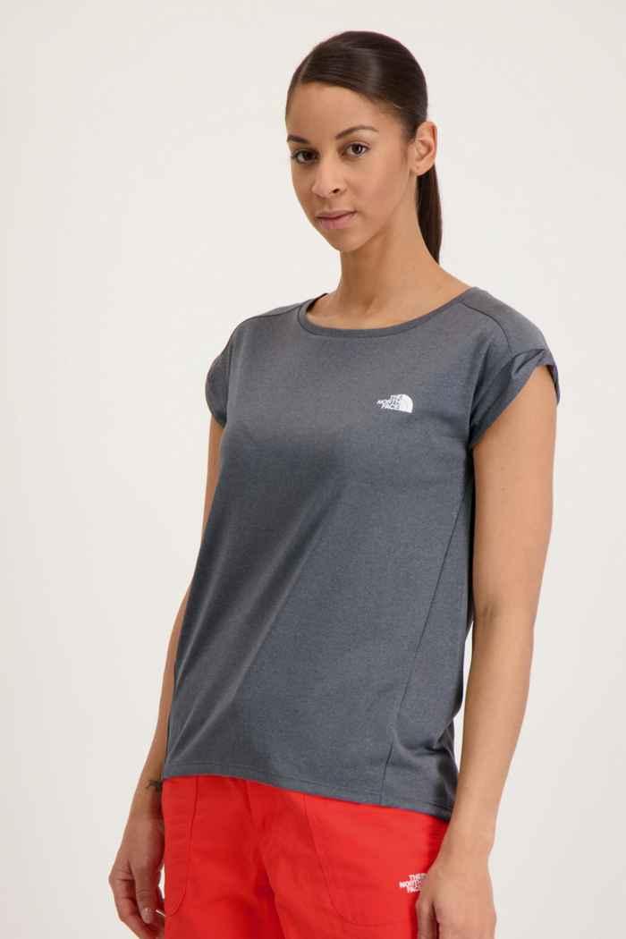 The North Face Tanken Damen T-Shirt Farbe Grau 1