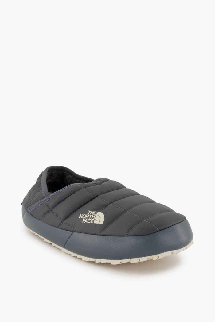 The North Face Thermoball Traction Mule V Damen Hüttenschuhe Farbe Grün 1