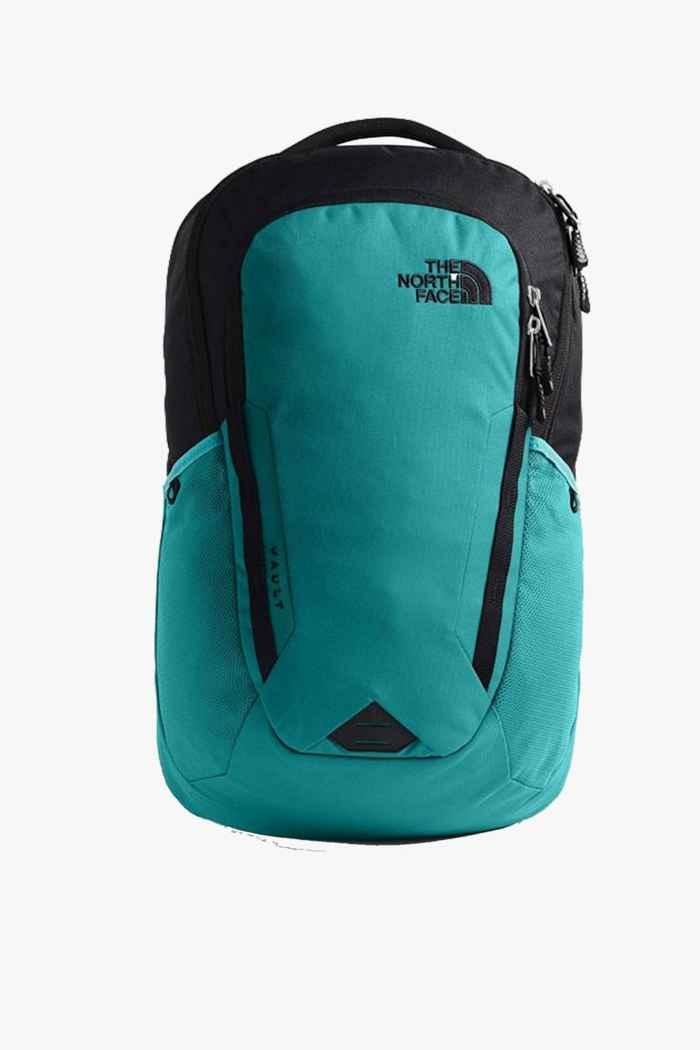 The North Face Vault 26.5 L sac à dos Couleur Vert 2