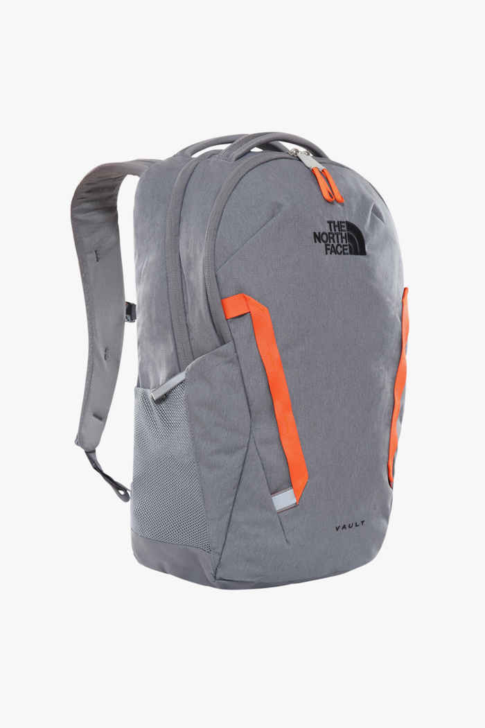 The North Face Vault 26.5 L zaino Colore Grigio 1