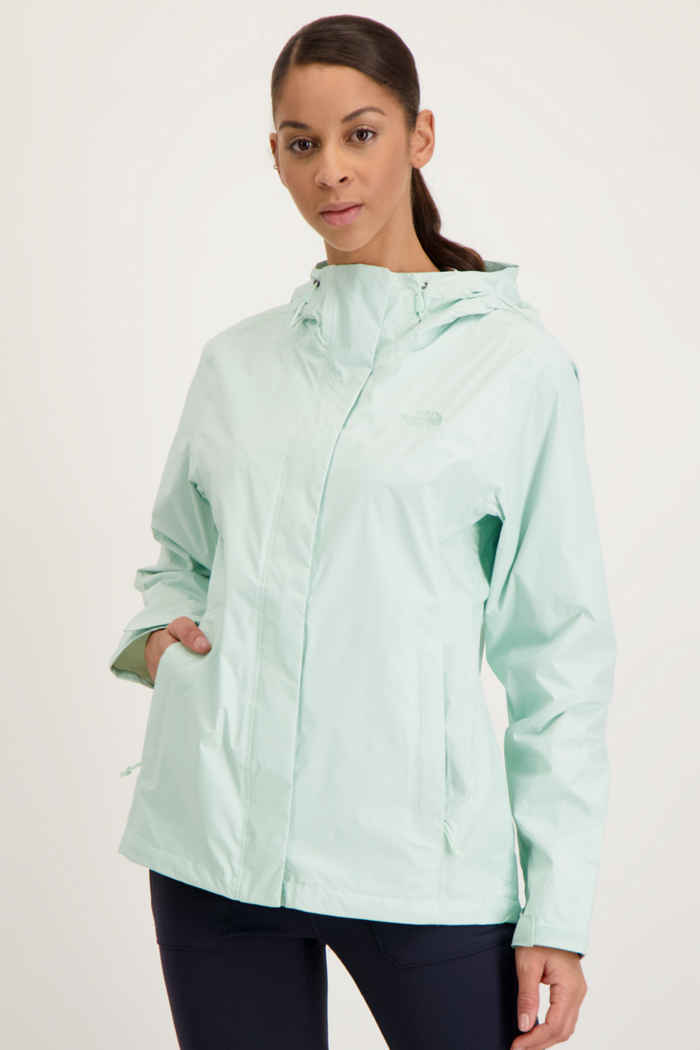 The North Face Venture 2 Damen Regenjacke 1