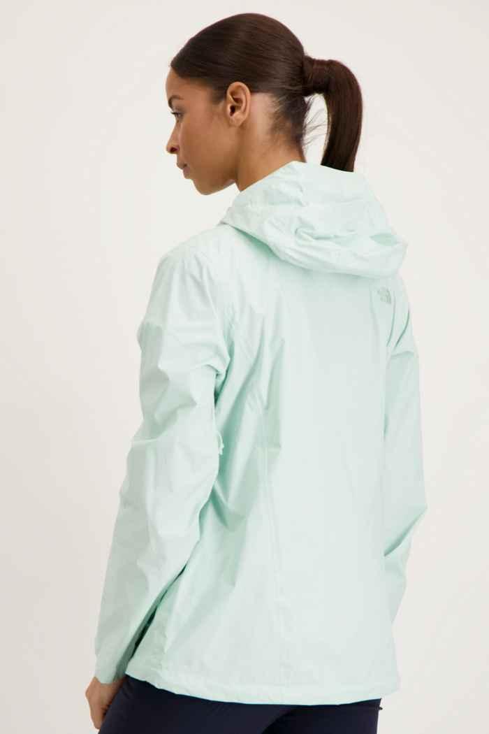 The North Face Venture 2 Damen Regenjacke Farbe Mint 2