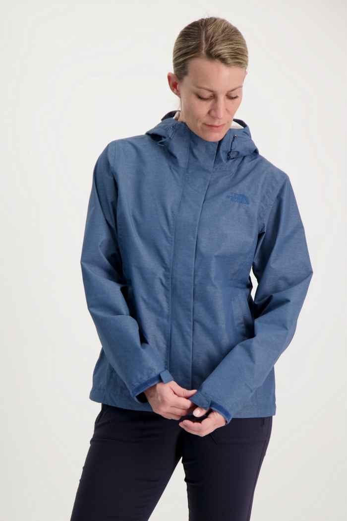 The North Face Venture 2 Damen Regenjacke Farbe Navyblau 1