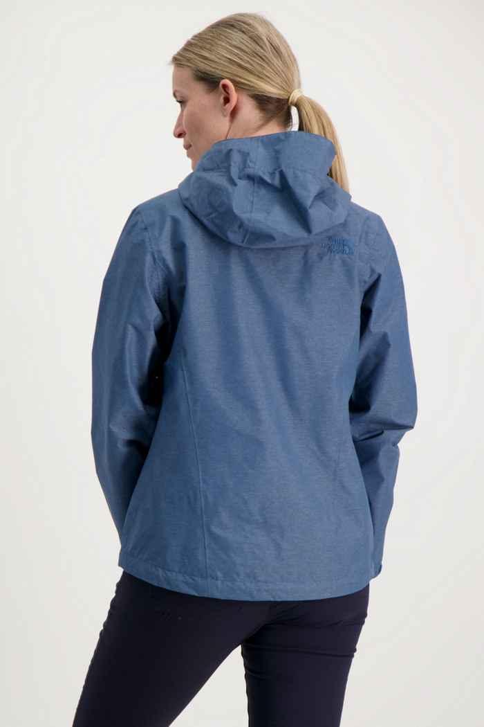 The North Face Venture 2 Damen Regenjacke Farbe Navyblau 2