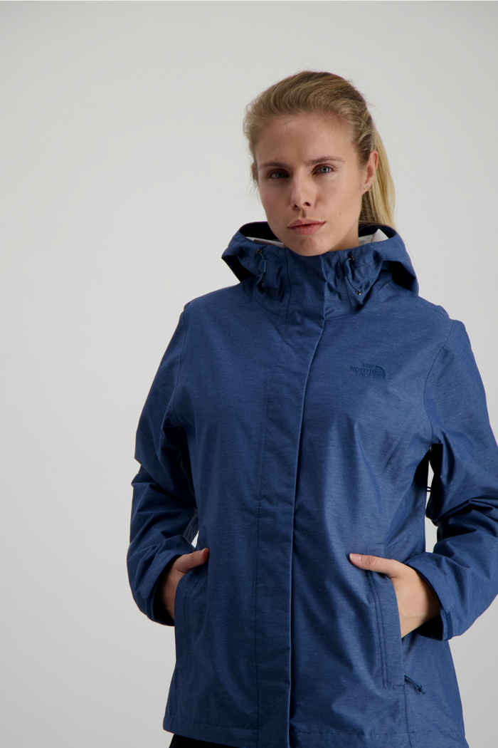 The North Face Venture 2 giacca impermeabile donna 1