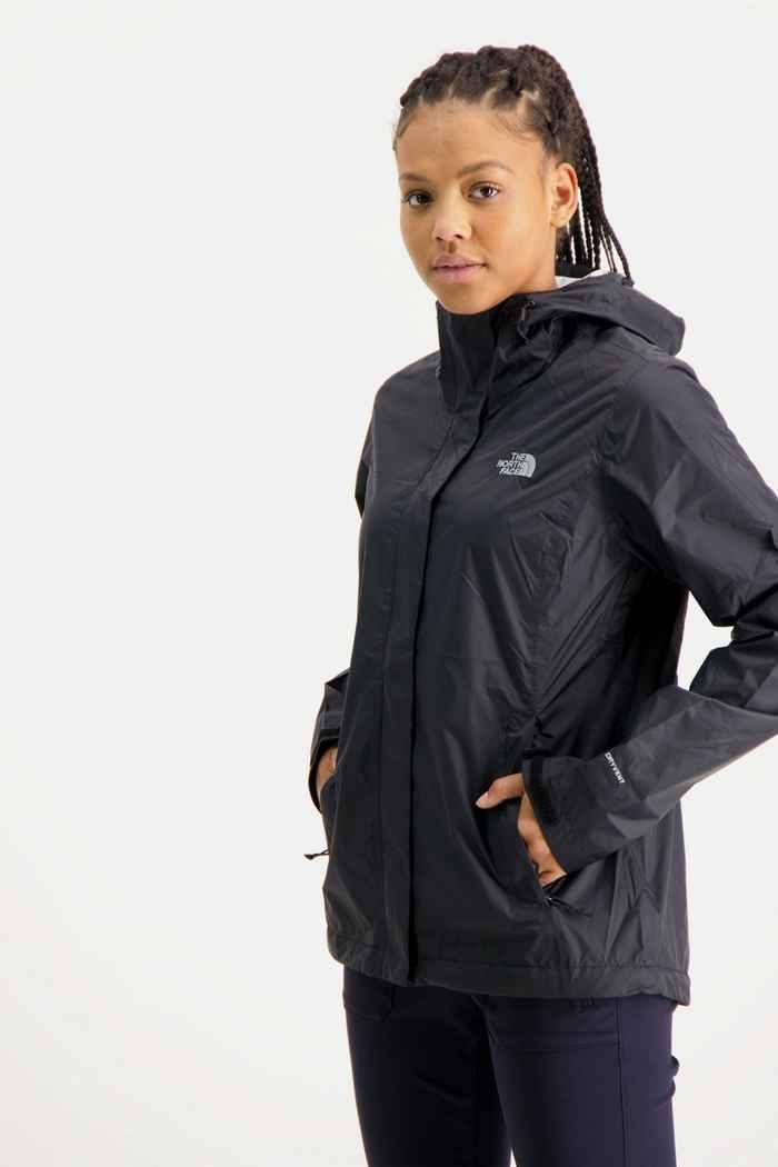 The North Face Venture 2 giacca impermeabile donna Colore Nero 1