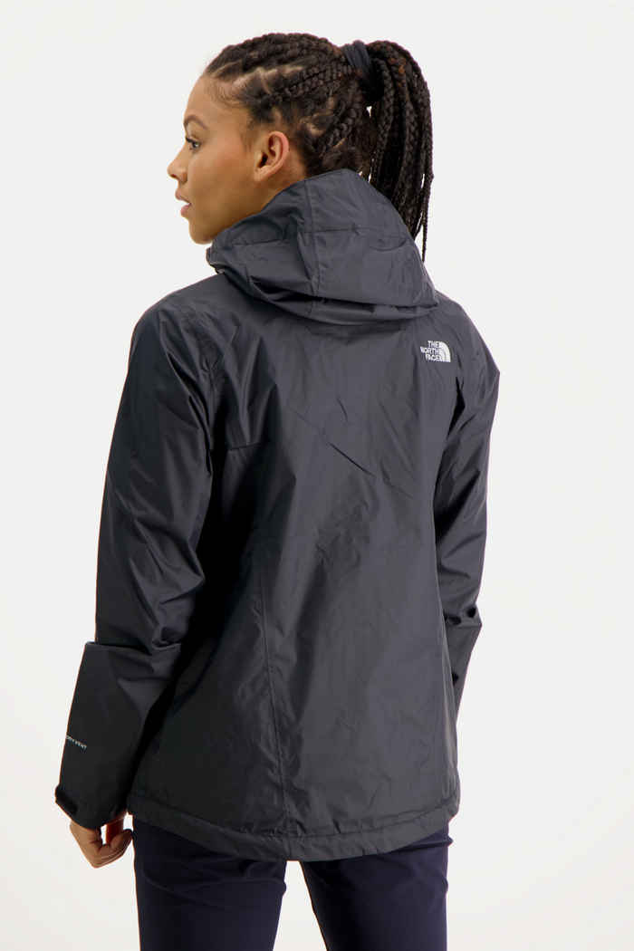 The North Face Venture 2 giacca impermeabile donna Colore Nero 2